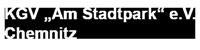 "Kleingartenverein ""Am Stadtpark""e.V.Chemnitz"